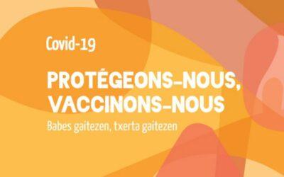 Covid-19 : les centres de vaccination au Pays Basque